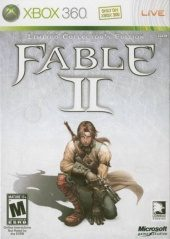Box shot of Fable II [North America]