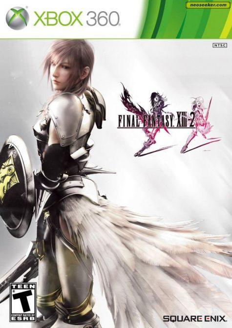 Final Fantasy XIII-2 - XBOX360 - NTSC-U (North America)