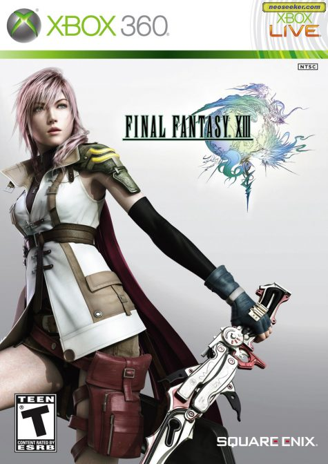 Final Fantasy XIII - XBOX360 - NTSC-U (North America)
