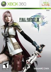 Box shot of Final Fantasy XIII [North America]