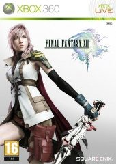 Final Fantasy XIII PAL (Europe) front boxshot