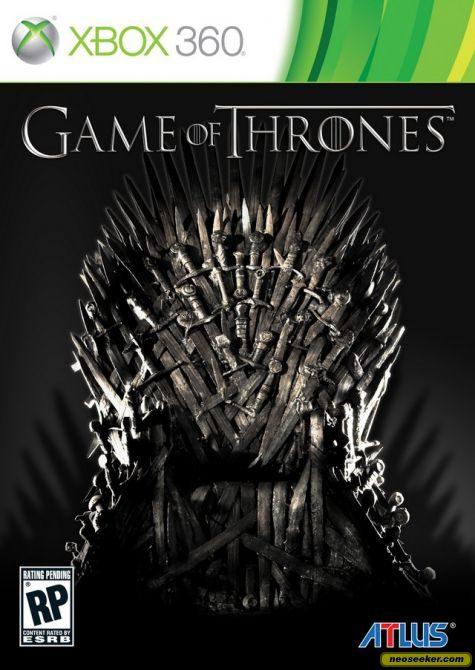 Game of Thrones - XBOX360 - NTSC-U (North America)