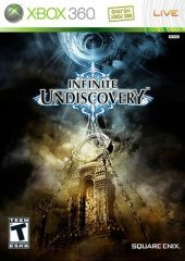 Box shot of Infinite Undiscovery [North America]