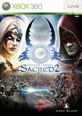 Box shot of Sacred 2: Fallen Angel [Europe]