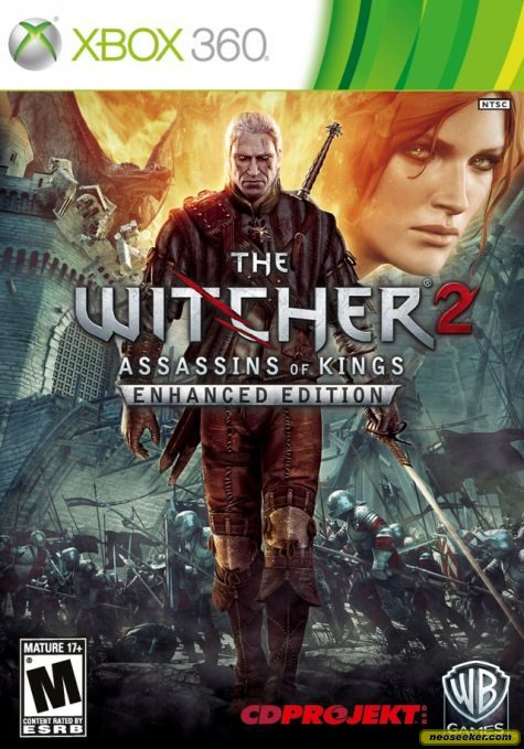 The Witcher 2: Assassins of Kings - XBOX360 - NTSC-U (North America)