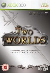 Box shot of Two Worlds [Europe]