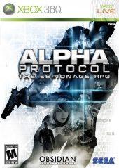 Box shot of Alpha Protocol [North America]