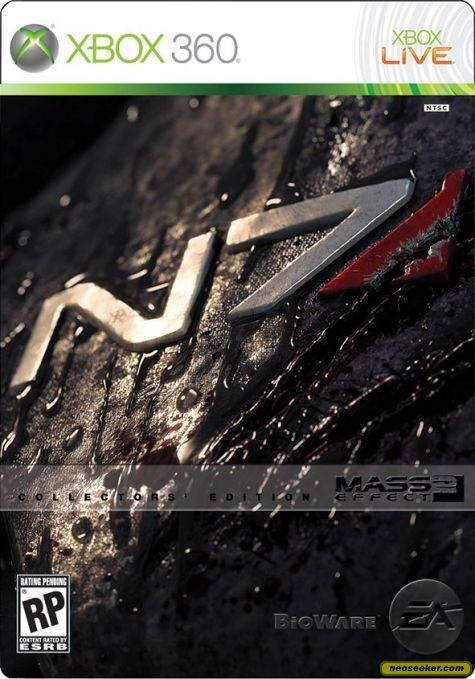 Mass Effect 2 - XBOX360 - NTSC-U (North America)
