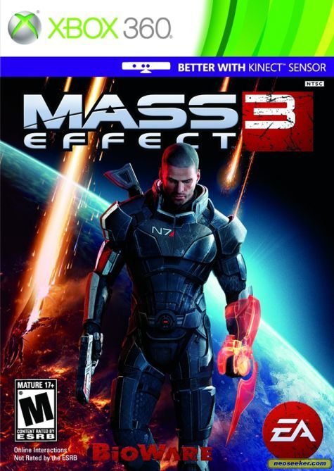 Mass Effect 3 - XBOX360 - NTSC-U (North America)
