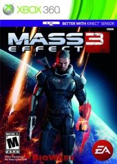 Box shot of Mass Effect 3 [North America]