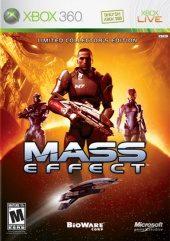 Box shot of Mass Effect [North America]