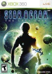 Box shot of Star Ocean: The Last Hope [North America]