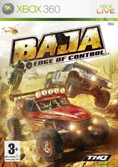 BAJA: Edge of Control - XBOX360 - PAL (Europe)