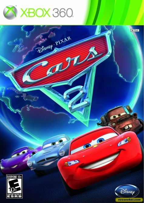 Cars 2 XBOX360 (exclue) [FS]