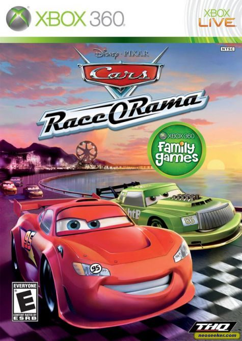 Cars Race-O-Rama - XBOX360 - NTSC-U (North America)