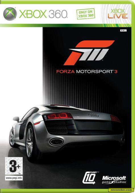 Forza Motorsport 3 [Xbox360]