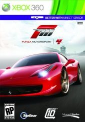 Box shot of Forza Motorsport 4 [North America]