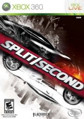 Split/Second (North America Boxshot)
