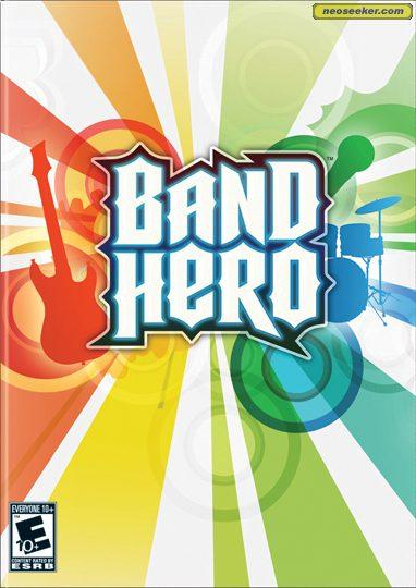 Band Hero - XBOX360 - NTSC-U (North America)