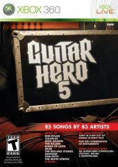 Box shot of Guitar Hero 5 [North America]