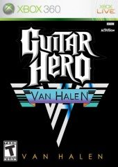 Box shot of Guitar Hero: Van Halen [North America]