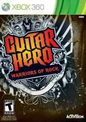 Guitar Hero: Warriors of Rock NTSC-U (North America) front boxshot