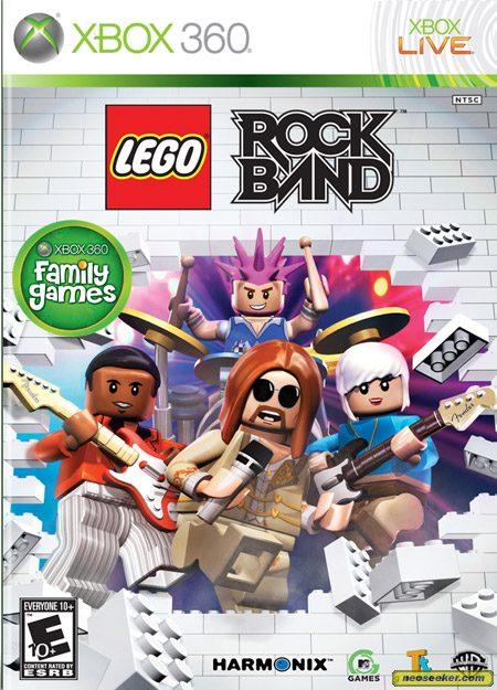 Lego Rock Band - XBOX360 - NTSC-U (North America)