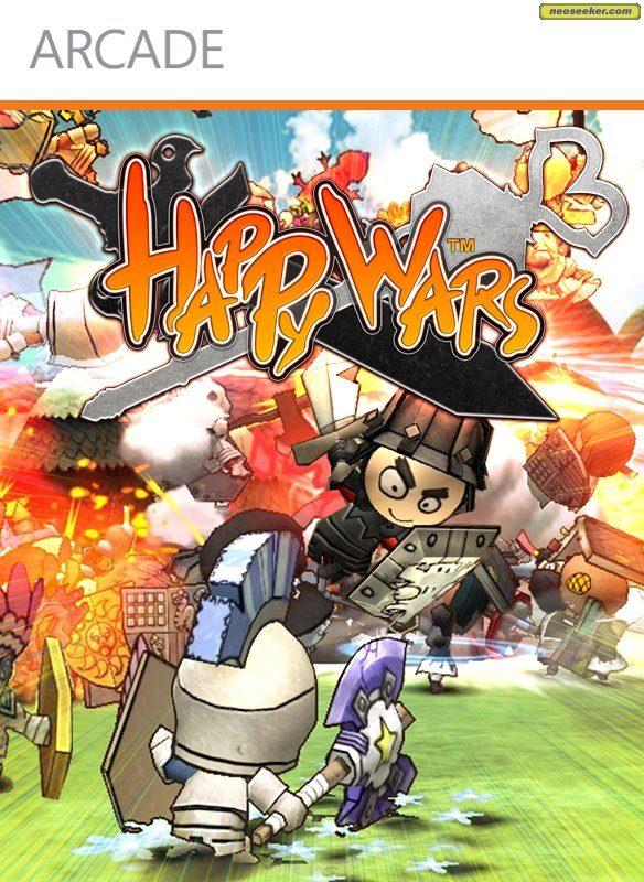 Happy Wars - XBOX360 - NTSC-U (North America)