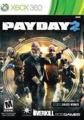 Box shot of PayDay 2 [North America]