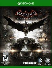Box shot of Batman: Arkham Knight [North America]