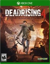 Box shot of Dead Rising 4 [North America]
