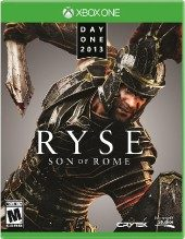 Box shot of Ryse: Son of Rome [North America]