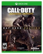 Box shot of Call of Duty: Advanced Warfare [North America]