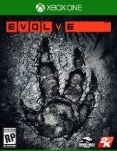 Box shot of Evolve [North America]