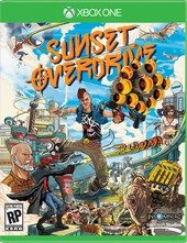 Box shot of Sunset Overdrive [North America]