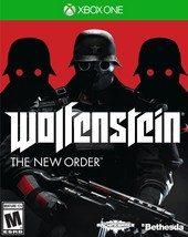Box shot of Wolfenstein: The New Order [North America]