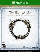 Box shot of The Elder Scrolls Online: Tamriel Unlimited [North America]