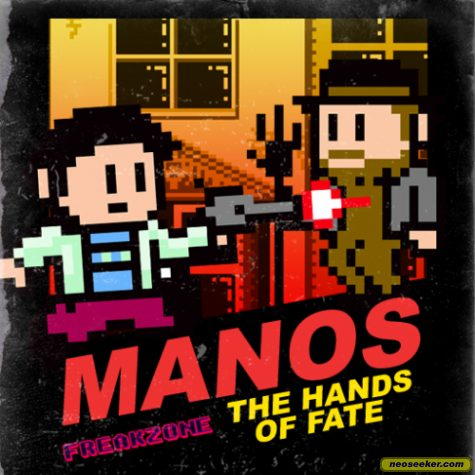 MANOS: The Hands of Fate - iPhone - NTSC-U (North America)