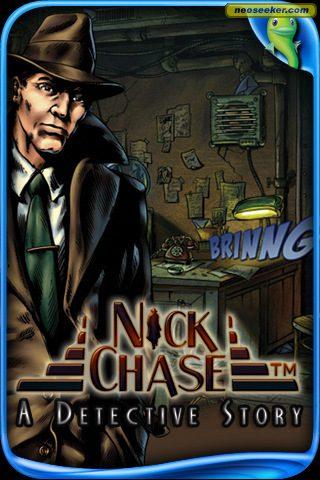 Nick Chase: A Detective Story - iPhone - NTSC-U (North America)