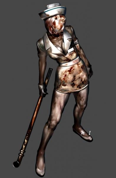 Silent Hill 2  arte conceptual de las monstruos de un cls  Taringa