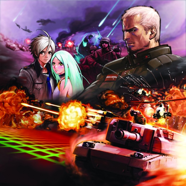 Terms Of Use >> Advance Wars: Days of Ruin Concept Art