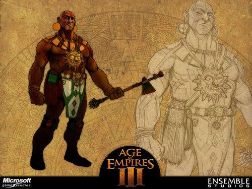 Age Of Empires III Concept Art