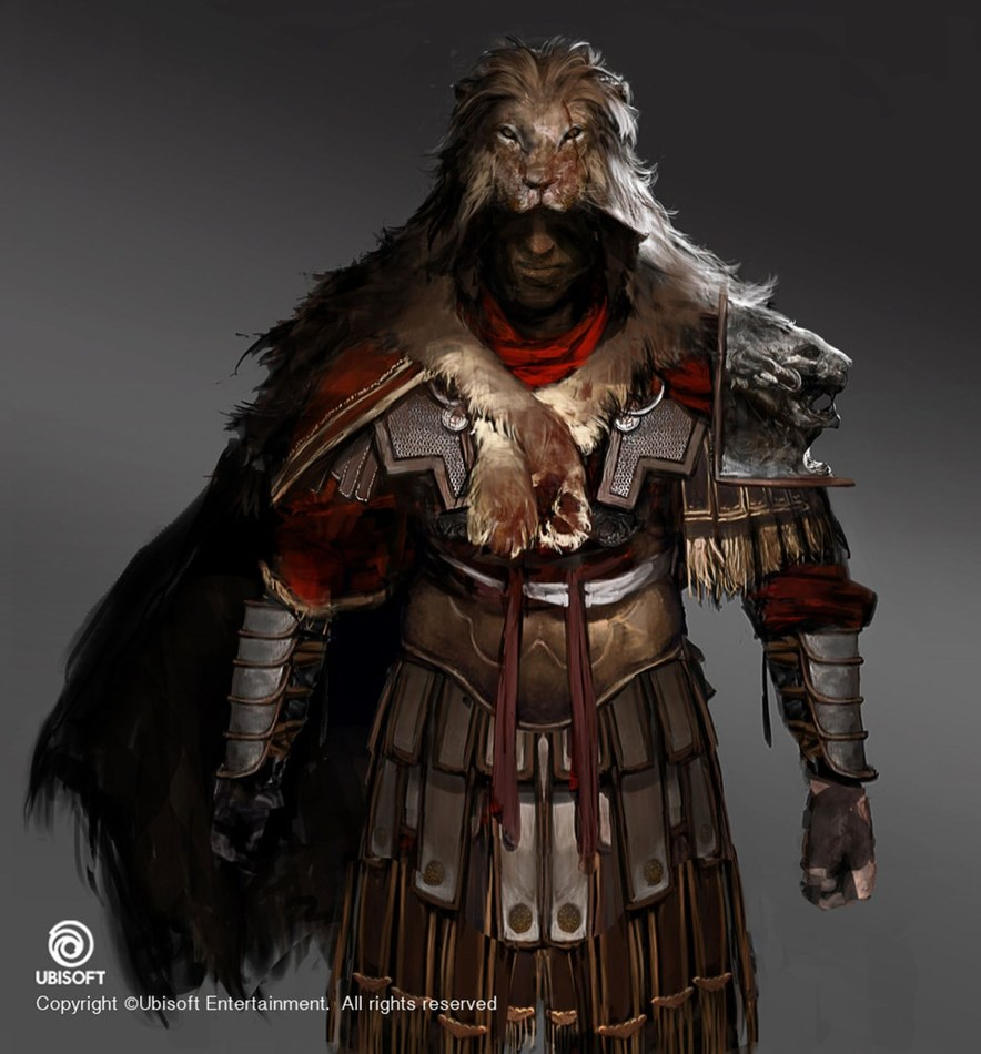 Assassin S Creed Origins Concept Art