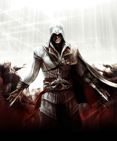 Amazing Digital Artwork - Assassin&#39-s Creed - nenuno creative