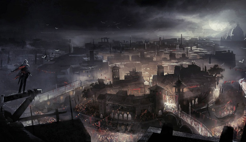 Assassin S Creed Brotherhood Concept Art Neoseeker