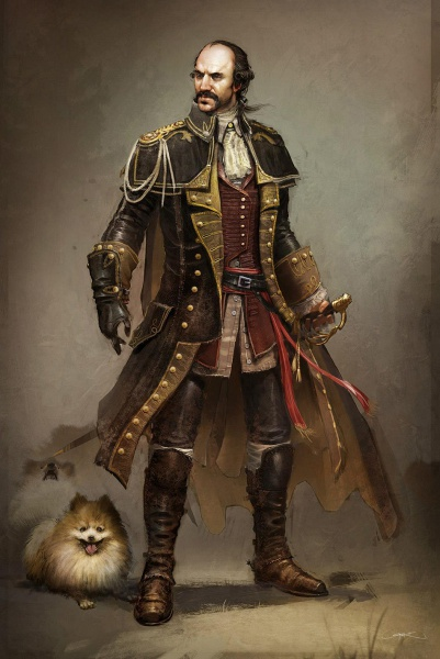 Assassin S Creed Iii Concept Art
