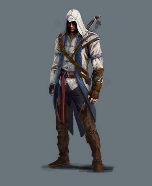 Assassin S Creed Iii Concept Art