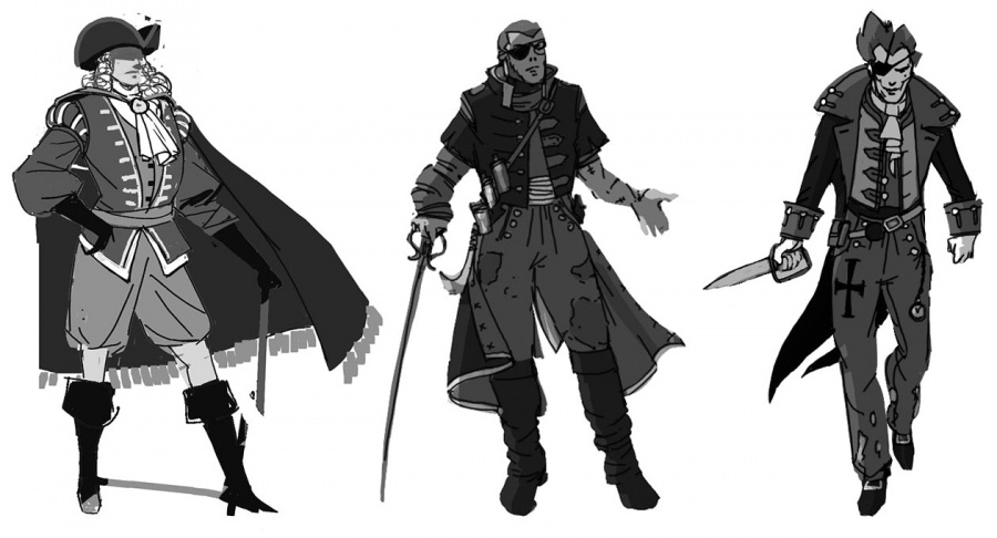 Assassin S Creed Iv Black Flag Concept Art