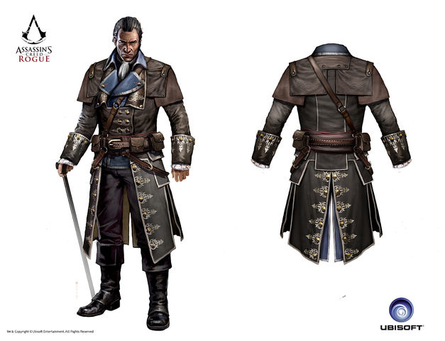Assassin S Creed Rogue Concept Art Neoseeker