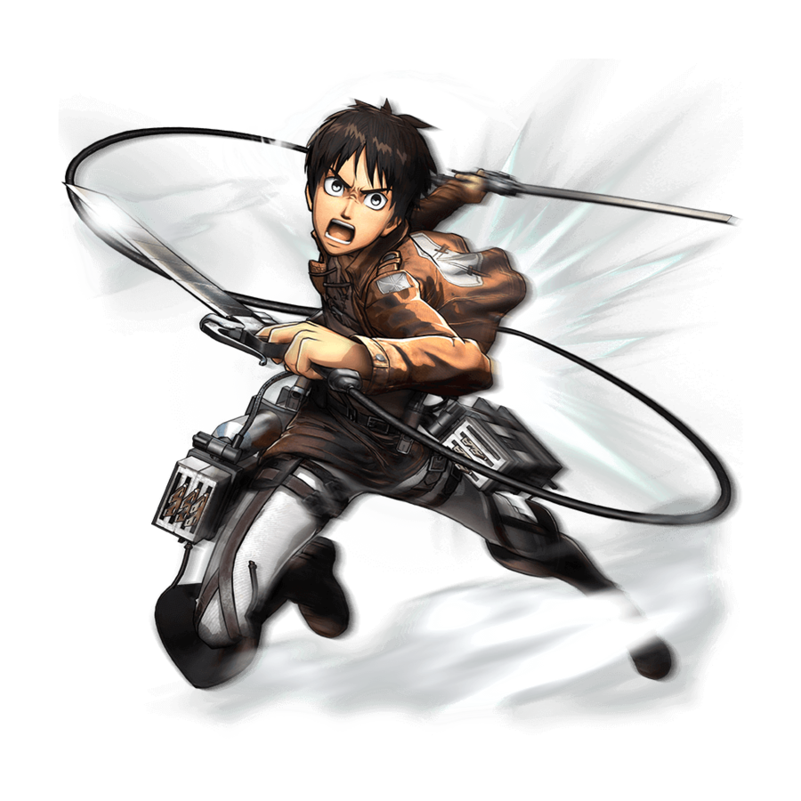 Tomb Rider Wallpaper: Attack On Titan Concept Art
